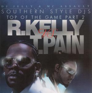 R.Kelly vs T-Pain