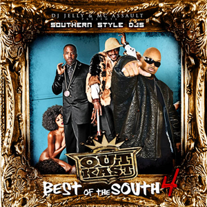 Best Of Da South 4 - Outkast