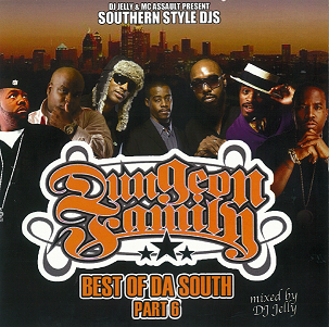 Best Of Da South 6 - Dungeon Family
