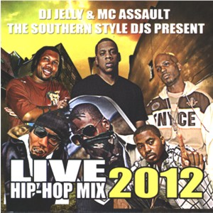 Live Hip-Hop Mix 2012