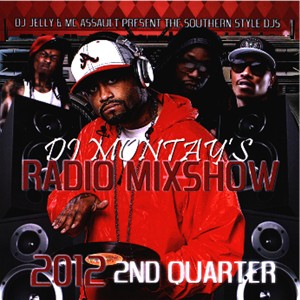Radio Mixshow 2012 2nd Qtr.