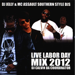 Live Labor Day Mix 2012