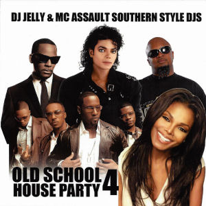 Old School House Party 4