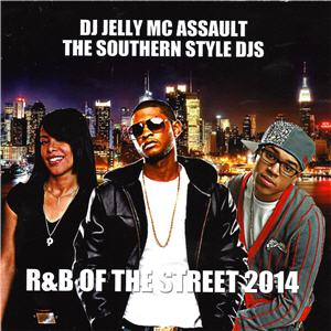 RnB Of The Streets 2014