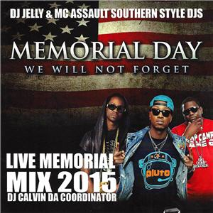 Live Memorial Day Mix 2015