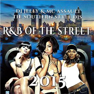 RnB Of The Streets 2015