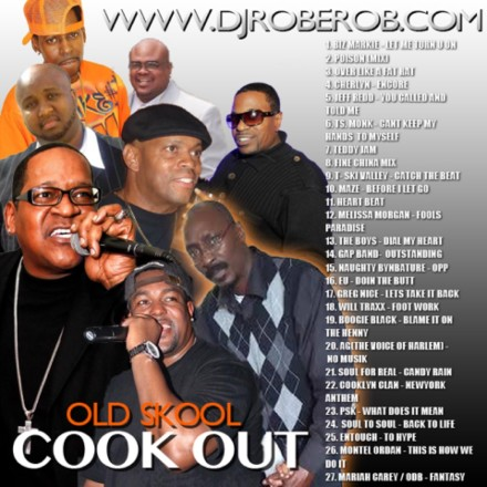 Old Skool Cook Out
