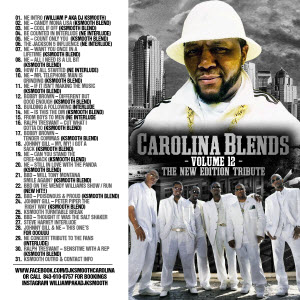 Carolina Blends 12 NE Tribute