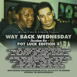 Way Back Wednesday Session 60