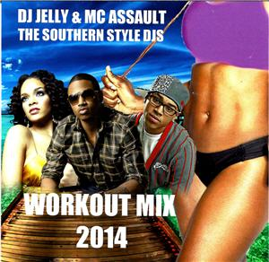 2014 Workout Mix