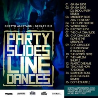 Party Slides Line Dances