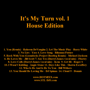It's My Turn vol. 1